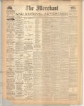 Merchant And General Advertiser (Bowmanville,  ON1869), 8 Mar 1872