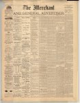 Merchant And General Advertiser (Bowmanville,  ON1869), 10 May 1872