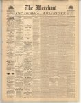 Merchant And General Advertiser (Bowmanville,  ON1869), 17 May 1872