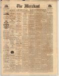 Merchant And General Advertiser (Bowmanville,  ON1869), 15 Nov 1872