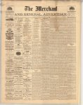 Merchant And General Advertiser (Bowmanville,  ON1869), 3 Jan 1873