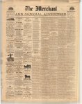 Merchant And General Advertiser (Bowmanville,  ON1869), 9 May 1873
