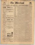 Merchant And General Advertiser (Bowmanville,  ON1869), 26 Mar 1875