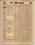 Merchant And General Advertiser (Bowmanville,  ON1869), 30 Apr 1875