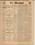 Merchant And General Advertiser (Bowmanville,  ON1869), 21 May 1875