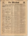 Merchant And General Advertiser (Bowmanville,  ON1869), 28 May 1875