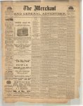 Merchant And General Advertiser (Bowmanville,  ON1869), 31 Mar 1876
