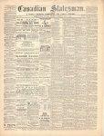 Canadian Statesman (Bowmanville, ON), 4 Feb 1869
