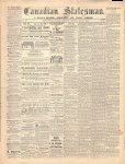 Canadian Statesman (Bowmanville, ON), 25 Feb 1869