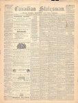 Canadian Statesman (Bowmanville, ON), 3 Jun 1869