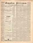 Canadian Statesman (Bowmanville, ON), 22 Jul 1869