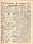 Canadian Statesman (Bowmanville, ON), 17 Mar 1870