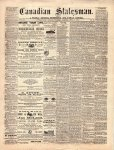 Canadian Statesman (Bowmanville, ON), 16 Jun 1870