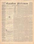 Canadian Statesman (Bowmanville, ON), 8 Jun 1871