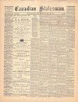 Canadian Statesman (Bowmanville, ON), 29 Jun 1871