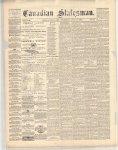 Canadian Statesman (Bowmanville, ON), 11 Jul 1872