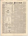 Canadian Statesman (Bowmanville, ON), 15 Aug 1872