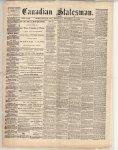 Canadian Statesman (Bowmanville, ON), 26 Dec 1872