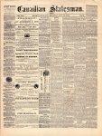 Canadian Statesman (Bowmanville, ON), 16 Jul 1874
