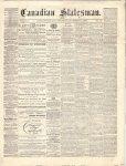 Canadian Statesman (Bowmanville, ON), 11 Nov 1875