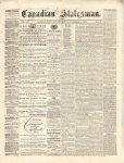 Canadian Statesman (Bowmanville, ON), 18 Nov 1875