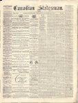 Canadian Statesman (Bowmanville, ON), 25 Nov 1875