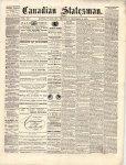 Canadian Statesman (Bowmanville, ON), 2 Dec 1875