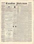 Canadian Statesman (Bowmanville, ON), 9 Dec 1875