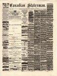 Canadian Statesman (Bowmanville, ON), 20 Jul 1876