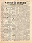 Canadian Statesman (Bowmanville, ON), 12 Jul 1877