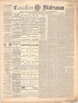 Canadian Statesman (Bowmanville, ON), 20 Jun 1878