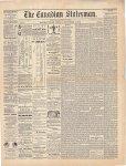 Canadian Statesman (Bowmanville, ON), 8 Nov 1878