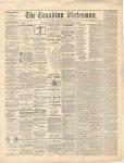 Canadian Statesman (Bowmanville, ON), 13 Dec 1878