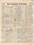Canadian Statesman (Bowmanville, ON), 27 Dec 1878