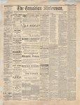 Canadian Statesman (Bowmanville, ON), 2 Jan 1880