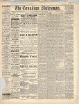 Canadian Statesman (Bowmanville, ON), 27 Feb 1880