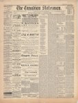 Canadian Statesman (Bowmanville, ON), 26 Mar 1880