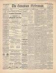 Canadian Statesman (Bowmanville, ON), 12 Nov 1880