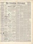 Canadian Statesman (Bowmanville, ON), 17 Dec 1880