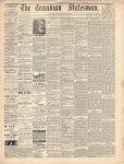 Canadian Statesman (Bowmanville, ON), 9 Jun 1882