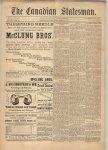 Canadian Statesman (Bowmanville, ON), 8 Feb 1884