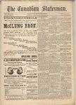 Canadian Statesman (Bowmanville, ON), 29 Feb 1884