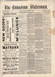 Canadian Statesman (Bowmanville, ON), 12 Mar 1886