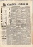 Canadian Statesman (Bowmanville, ON), 26 Nov 1886