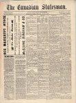 Canadian Statesman (Bowmanville, ON), 19 Jan 1887