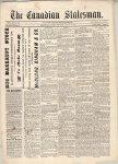 Canadian Statesman (Bowmanville, ON), 26 Jan 1887