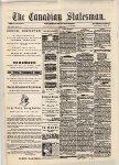 Canadian Statesman (Bowmanville, ON), 20 Jul 1887