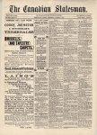 Canadian Statesman (Bowmanville, ON), 16 Nov 1887