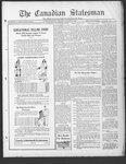 Canadian Statesman (Bowmanville, ON), 21 Jan 1926