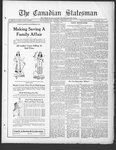 Canadian Statesman (Bowmanville, ON), 11 Feb 1926